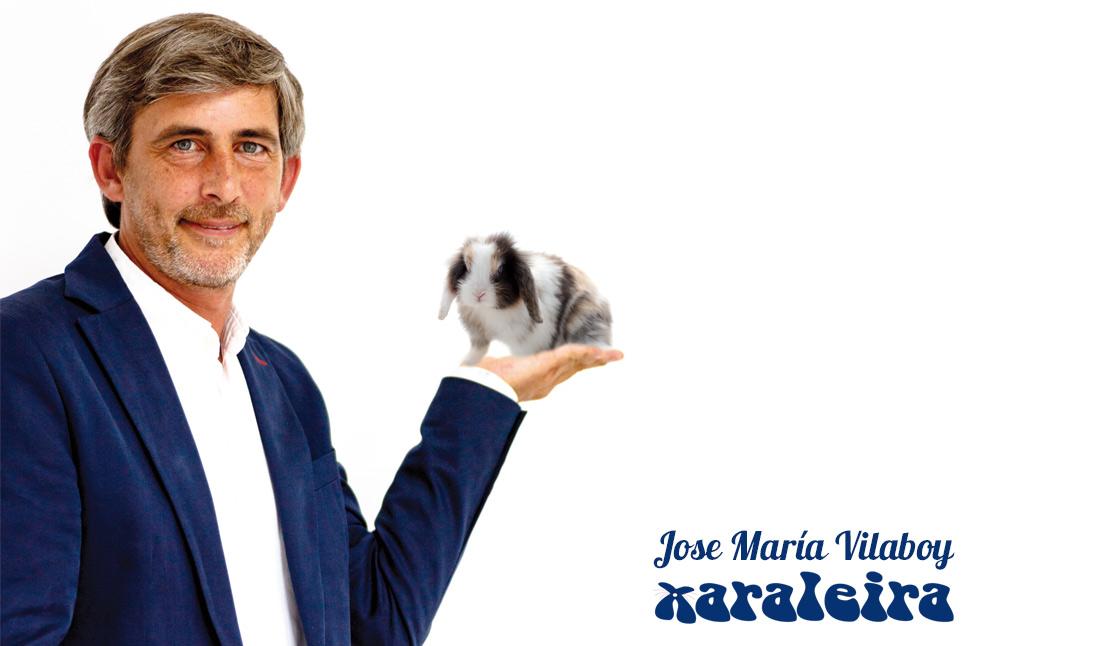 XARALEIRA Jose María Vilaboy