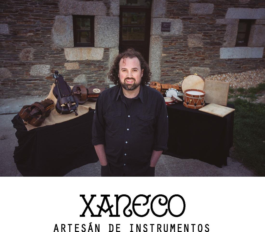 XANECO TUBÍO – ARTESÁN DE INSTRUMENTOS